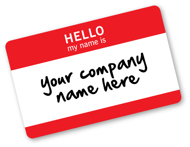 How to name your company